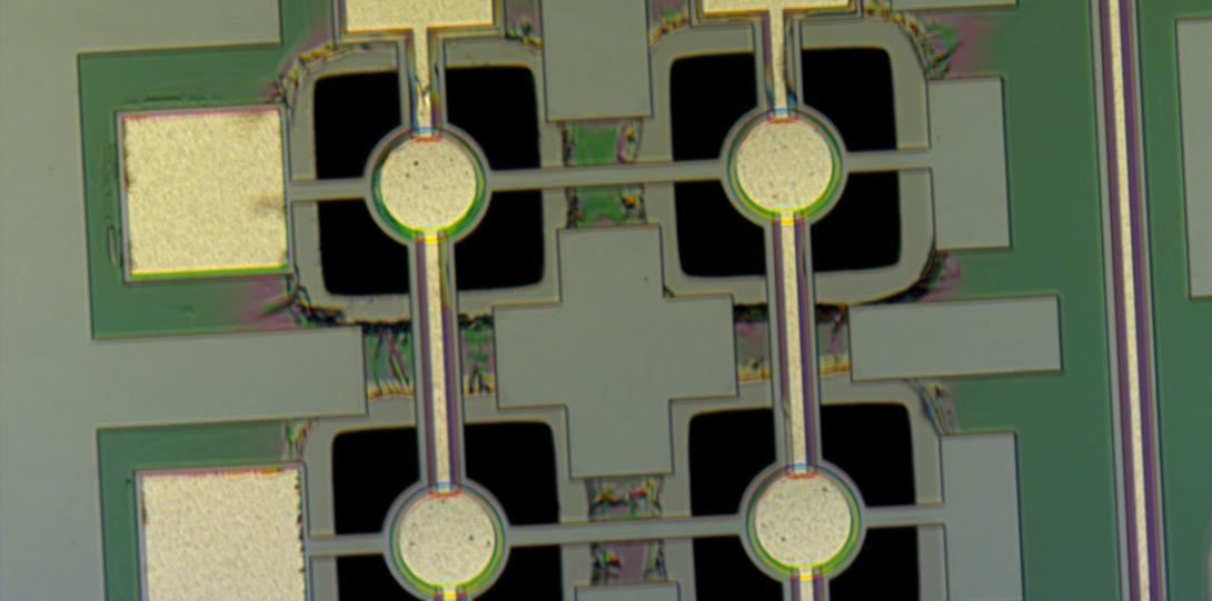 Image of Piezo MEMS Acoustic Emission Array
